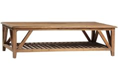 One Kings Lane - Beautiful Basics - Smith Coffee Table