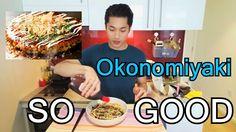 Mukbang - Okonomiyaki Homemade Japanese Pancake お好み焼き!! Japanese Pancake, Pancakes, Homemade, Breakfast, Food, Morning Coffee, Home Made, Essen, Pancake