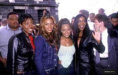 Destiny's Child Amsterdam 17.04.2000