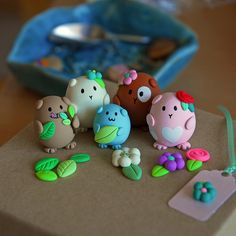 GinGin and friends by {JooJoo}, via Flickr