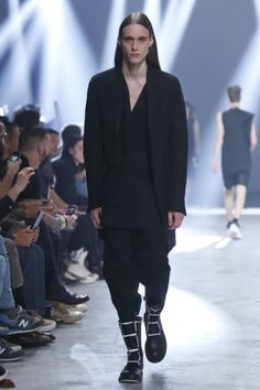 Rick Owens Spring Summer Menswear 2014 Paris