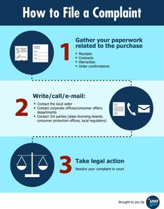 How to File a Consumer Complaint @poshonabudget http://poshonabudget.com/2016/03/how-to-file-a-consumer-complaint.html