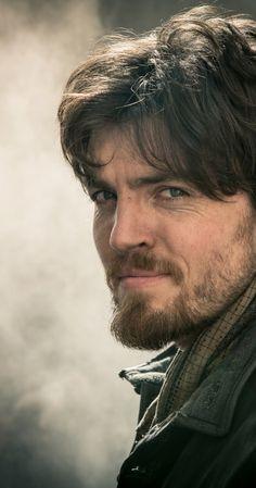 Tom Burke in The Musketeers (Athos)