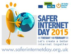 Safer Internet Day 2015 - join in!  #sid2015