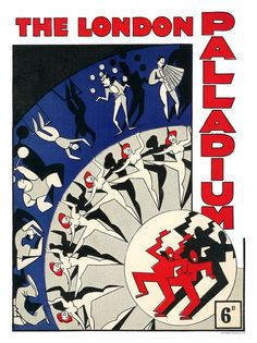 Vintage Theatre Program - The London Palladium