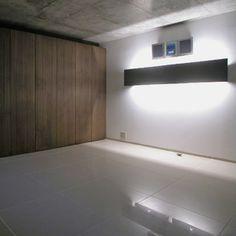 建築 デザイン | 傑作の狭小住宅20 | オアシスのような3段の重箱/建築面積:7.6坪 | For M