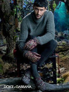 Dolce & Gabbana fw 2014 campaign