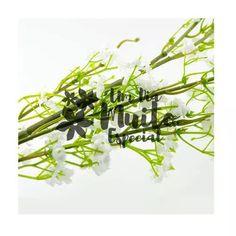 20 mosquitinho artificial grande 88cm flor folha artificiais