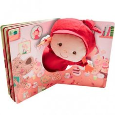 Le livre avec marionnette Chaperon Ohey granny? de la marque Lilliputiens apportera à votre enfant les joies de la lecture et de la découverte.  Caractéristiques techniques :  - Petit livre cartonné avec sa marionnette.