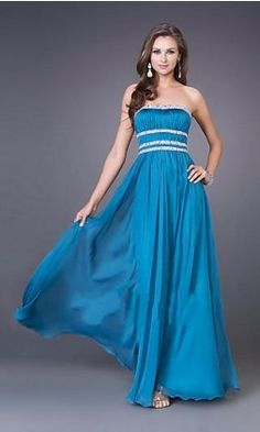 """Bridesmaid dress? """"and the best part is you can shorten it and wear it again."""" Lol"""