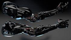 28 Best Futuristic and Glamorous Robot Character Designs for your inspiration Tattoos Bras, Neon Noir, Humanoid Robot, Arte Cyberpunk, Cyberpunk Aesthetic, Modelos 3d, Robot Arm, Futuristic Technology, Futuristic Robot