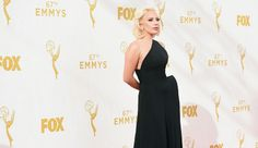 'AHS: Hotel' Star Lady Gaga Killed The Red Carpet At The 2015 Emmys, But Where Was Her 'Chicago Fire' Fiancé Taylor Kinney?