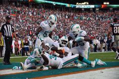 Most awesome recent Miami Dolphins win? I think so!