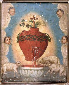 Corazón Sagrado de Jesús, 1880