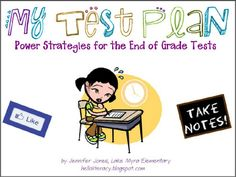 Test-Taking Power Strategies for End-of-Grade Tests