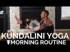 Kundalini Yoga - (Easy Morning Kundalini Yoga Routine) - YouTube