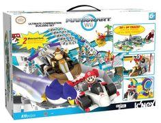 K'NEX - Mario Kart Wii Ultimate Combination Track Building Set