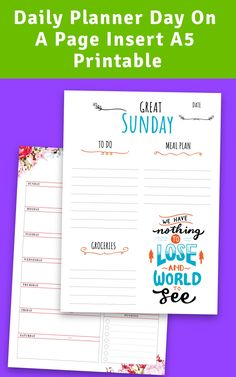 Bring this list with you when you go shopping and you will be more organized. This planner is printable. #lists #printable #work #excel #todo Daily Work Planner, Weekly Hourly Planner, Daily Agenda, Agenda Planner, Daily Planner Printable, Meal Planner, Day Planner Template, List Template, Planner Inserts