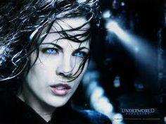 Kate Beckinsale in the Underworld flicks