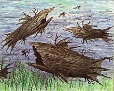 No Such Things - written & illustrated by Bill Peet (1983).