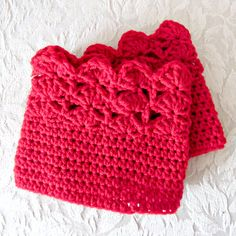 Boot Cuffs Leg Warmer Boot Socks - Warm and Cozy - Christmas and Valentine Red on Etsy, $22.00
