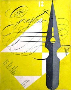 Paul Rand - Graphis, Vol. 3, No. 18 (1947)