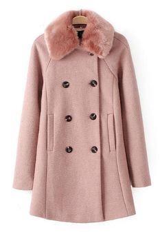 Blushed,yes, Blushed in Pink this winter.
