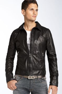 My favorite leather jacket