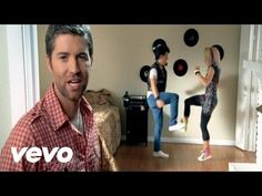 Josh Turner - Why Don't We Just Dance - YouTube  Dreaming, not good at it but would love to dance!