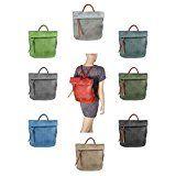 OBC DAMEN LEDER RUCKSACK TASCHE Tasche Cityrucksack Schultertasche Handtasche Shopper Daypack Backpack Lederrucksack Ledertasche: Dieser…
