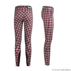"""Pantaloni Donna """"Sandra"""" Horses"""
