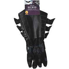 [Halloween Batman Makeup] Batman Gloves Costume Accessory *** Check this awesome product by going to the link at the image. (This is an affiliate link) #HalloweenBatmanMakeup