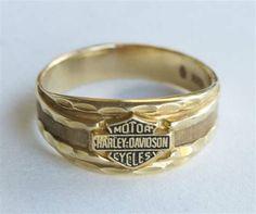 13 Harley-Davidson Herren Ring Couple´s Band Silber 925 HDR0216-13 Gr