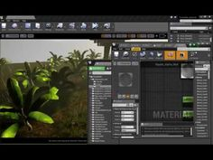 Tutorial - Realistic Rainfall Particle System - Unreal Engine 4 - YouTube