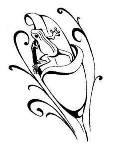 Tribal Frog Tattoos  Find The Latest News On At