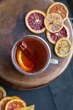 Winter Citrus Hot To