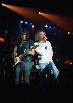 Richie Sambora 2013 | Jon Bon Jovi and Richie Sambora through the years | NJ.com