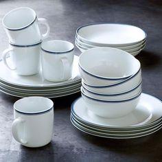 Williams-Sonoma Open Kitchen Bistro Dinnerware Collection