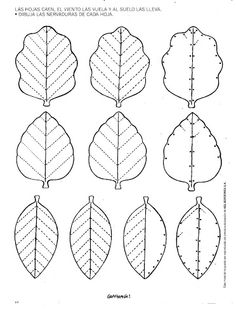 Tracing printables for kids Fall Preschool, Preschool Kindergarten, Preschool Worksheets, Preschool Activities, Preschool Education, Shape Tracing Worksheets, Free Printable Worksheets, Printables, Autumn Crafts