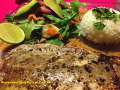 El Filete de Trucha producido en estanques michoacanos es delicioso, pruébalo en Restaurante Doña Paca en Pátzcuaro