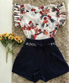 Diva Fashion, Cute Fashion, Teen Fashion, Korean Fashion, Fashion Outfits, Womens Fashion, Cute Summer Outfits, Cool Outfits, Fiesta Outfit