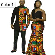 African couple Cotton clothing African ethnic wax printing Skirt and Men's Shirt - African couple Cotton clothing African ethnic wax printing Skirt and Men's Shirt – Men's Clothing Source by - Couples African Outfits, African Dresses Men, African Blouses, Latest African Fashion Dresses, African Print Fashion, African Attire, African Fashion For Men, African Wear Styles For Men, African Shirts For Men