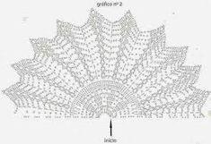 Resultado de imagem para tapetes de croche com argolas receitas e paps