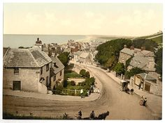 [General view, Portland, England] | Library of Congress