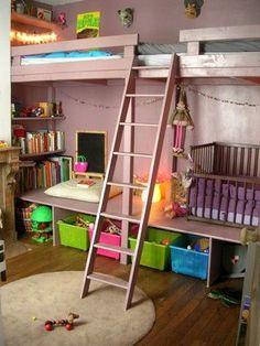 chambre enfants pour deux - Recherche Google