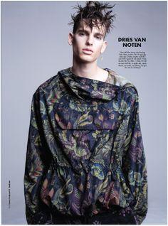 Summer Camp: Lucas Valerdi, Romeo Caminos & Nathaniel Rooklyn for Elle Man Vietnam