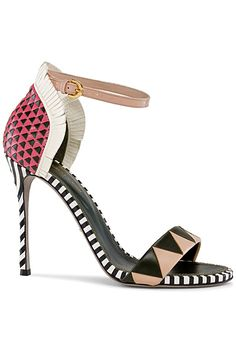 Sergio Rossi - Shoes - 2013 Spring-Summer