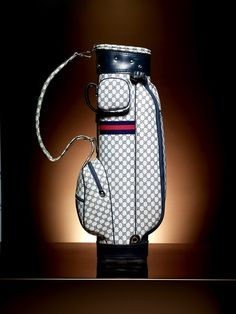 Golf Duffle Bag - Late 1970s ☂. ☻ ☻ ☺