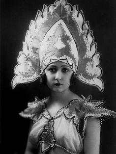 French actress, Alexiane.