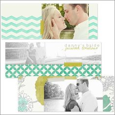 Facebook timeline covers @Melissa Mendenhall Davis design by cassie